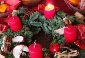 advent advent ein lichtlein brennt lied